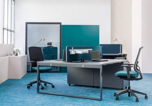 Komfortowe i ergonomiczne stanowiska pracy